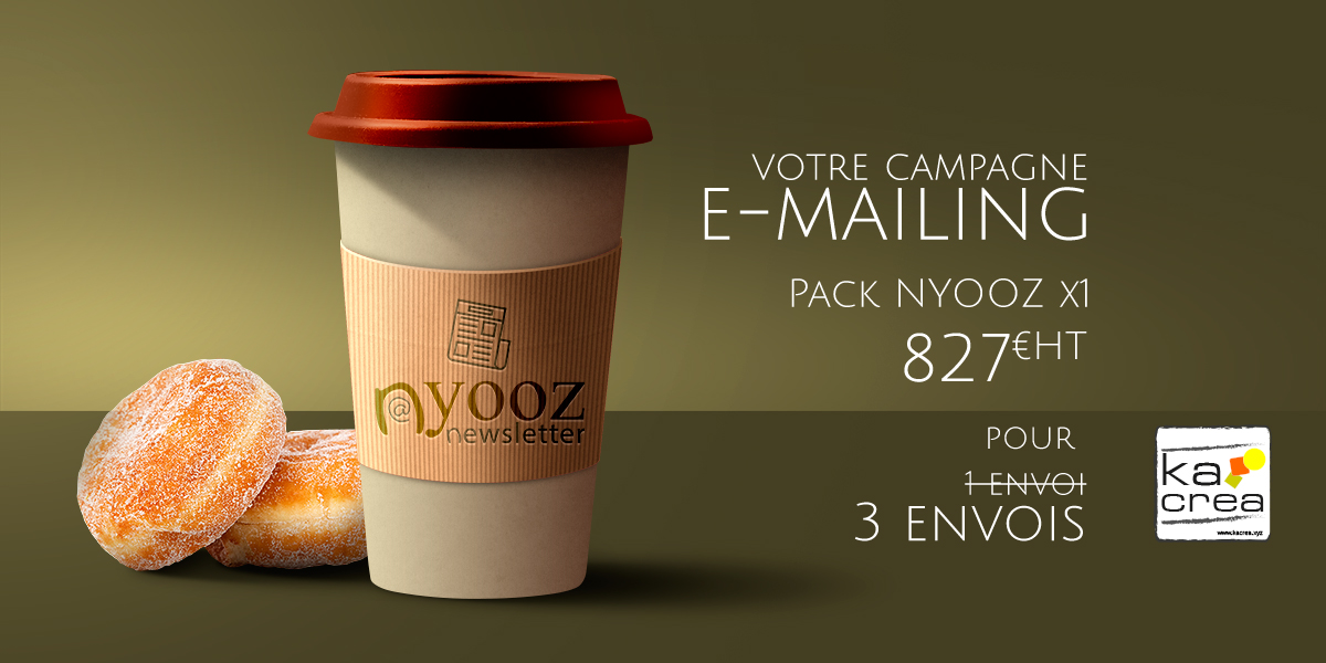Offre campagne e-mailing