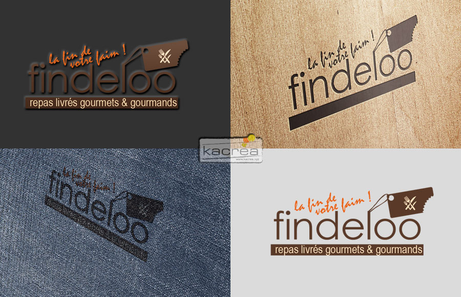 findeloo Logo by KACREA